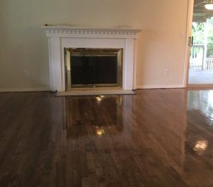 Portland hardwood refinishing and restoration