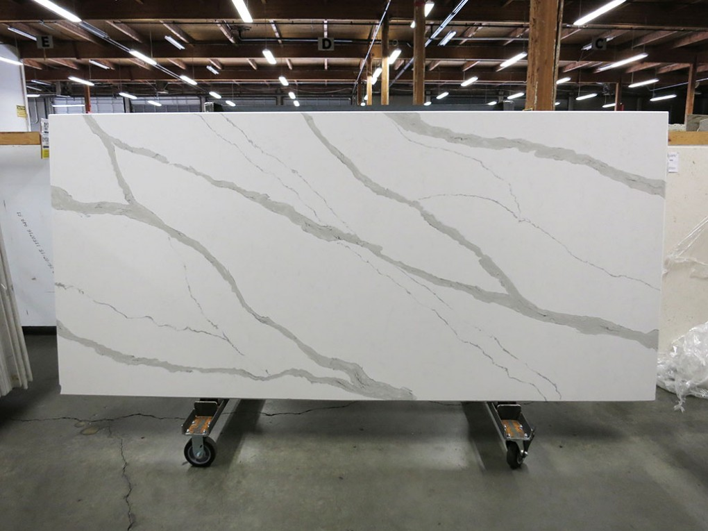 Arabescato Quartz by Pental Surfaces