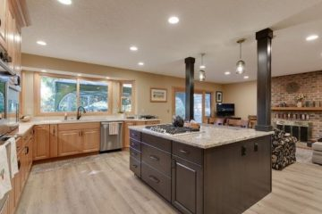 Beaverton Full Kitchen Remodel
