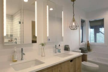 Olivieri Bathroom Design Project