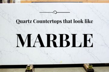 Quartz Countertops That Look Like White Marble