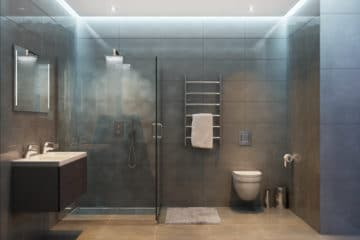 What is the Best Tile for Shower Walls?