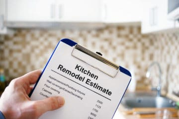 Tips for How to Budget the Cost of a Kitchen Remodel
